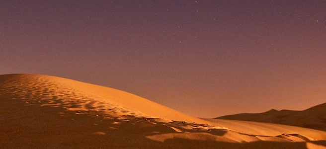 Dubai desert, Tim de Groot, Dusty Sky