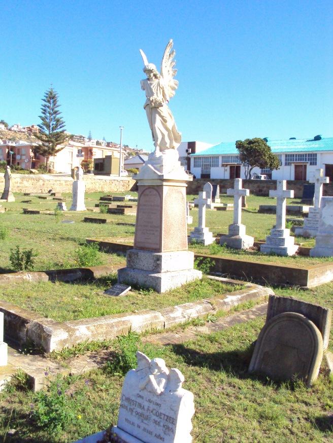 angel statue, cemetery, grave, angel, stone angel