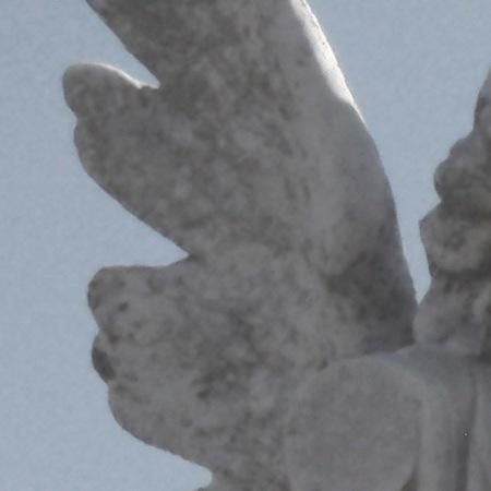 angel, statue, cemetery, header image