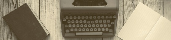 writing, typewriter, notebooks