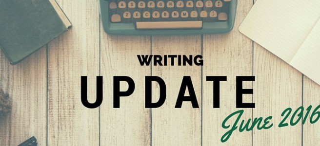 Writing Update June 2016 Header