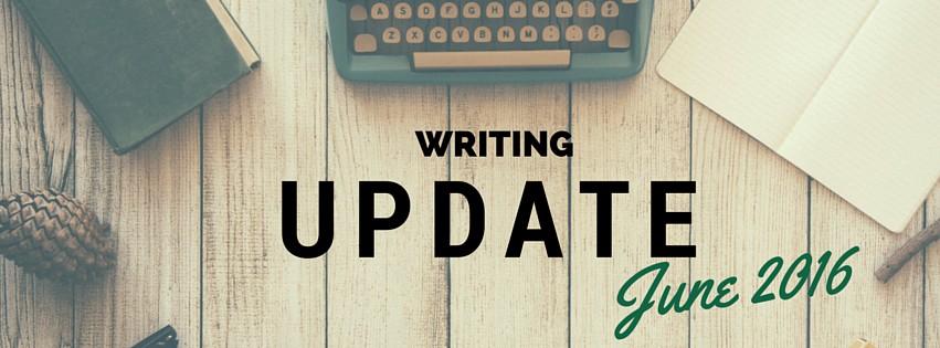 Writing Update June 2016 Header