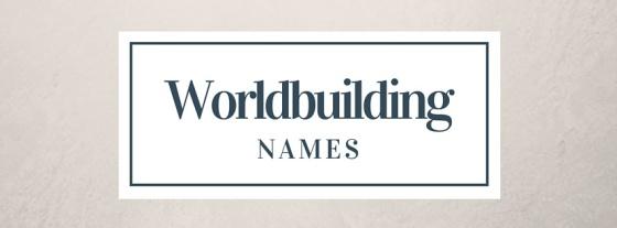 Worldbuilding header