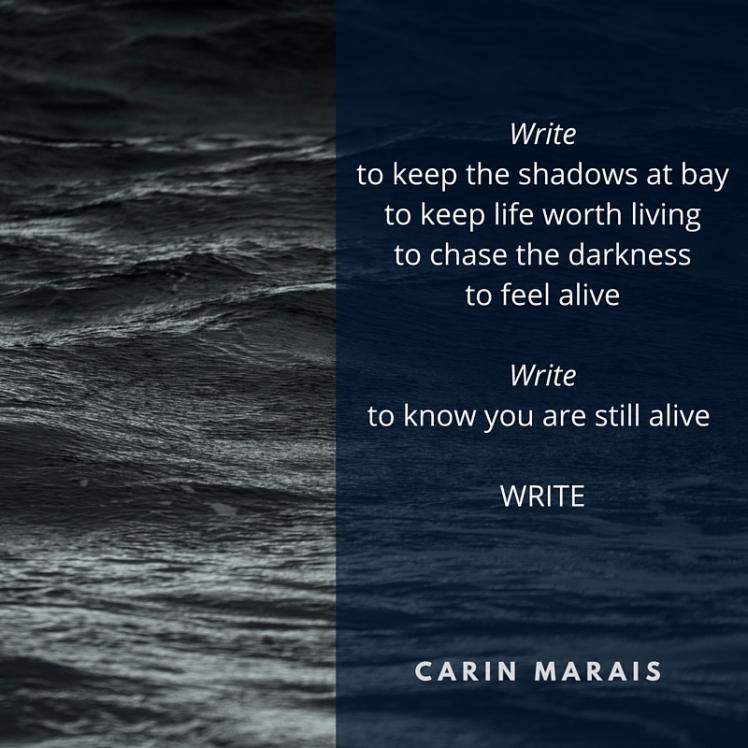 write poem