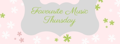 Favourite Music Thursday Header