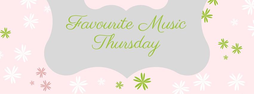 Favourite Music Thursday Header