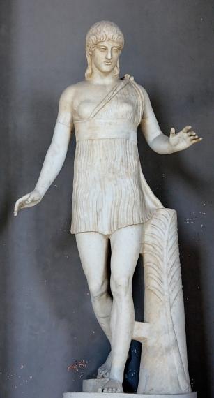 Atalanta Statue