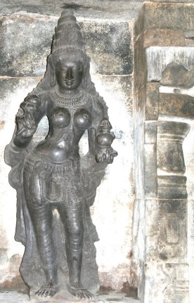 Vishnu with the amrita