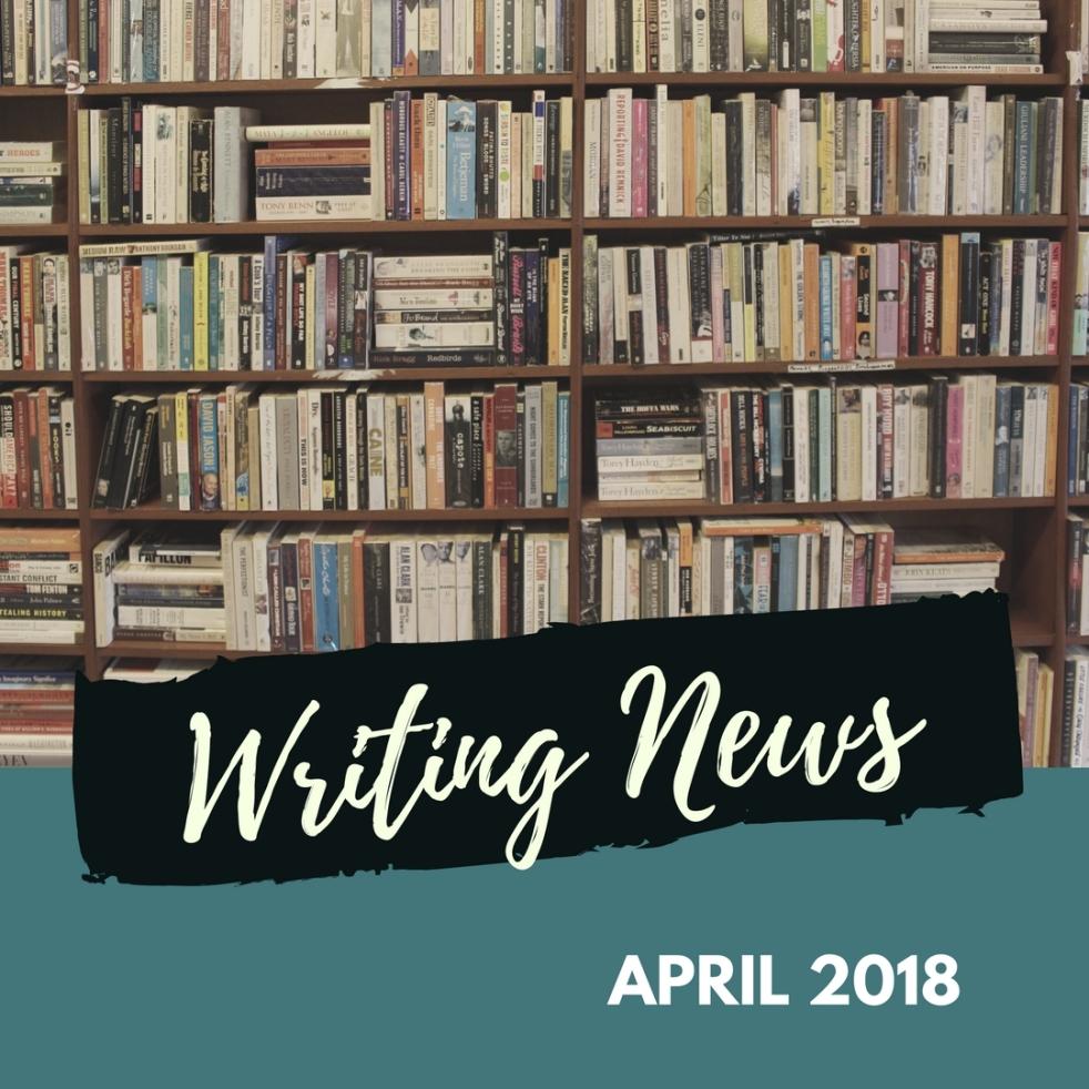 Writing News Header Image