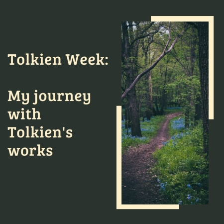 Blog header for Tolkien Week