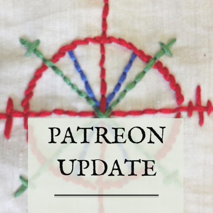 Blog Header_Patreon Update_Ruon Chronicles