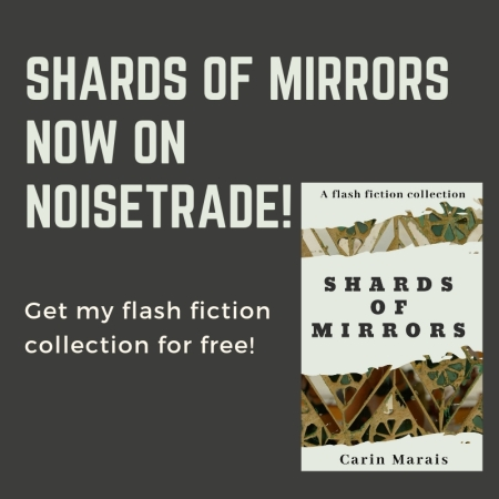 Shards of Mirrors by Carin Marais now on Noisetrade