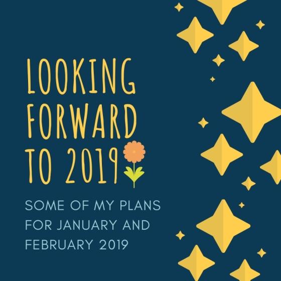 Looking forward to 2019 blog header