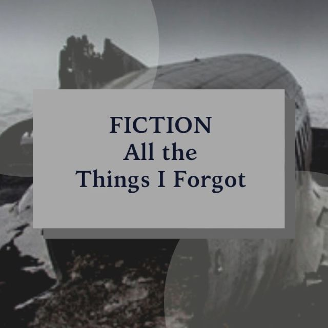 Fiction Excerpt Blog Header