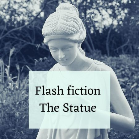 Blog header Flash Fiction The Statue