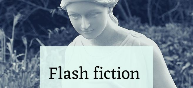 Blog header Flash Fiction The Statue