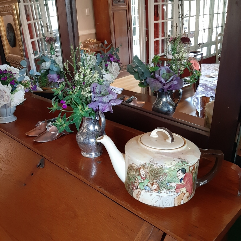 The Silver Teaspoon Victorian Tea House 2