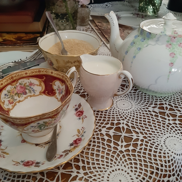 The Silver Teaspoon Victorian Tea House 6