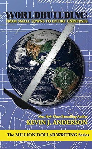 Cover of Worldbuilding by Kevin J Anderson