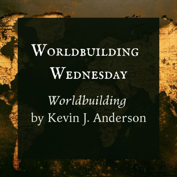 Blog header image Worldbuilding Wednesday