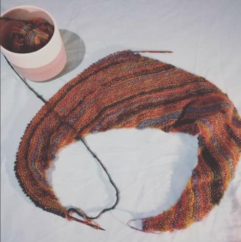As shawl 2